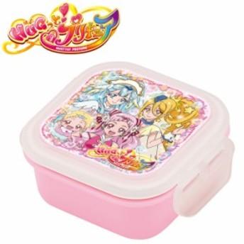 HUGっと!プリキュア デザートケース 【フルーツケース/プラスチック/食洗機/OK/子供/女子/小森樹脂】