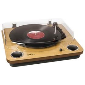 ゲートレコードプレーヤーMax LP天然木パネルIA-TTS-013