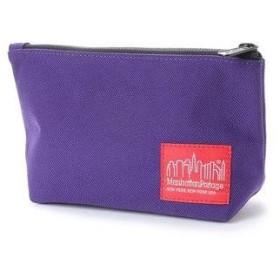 マンハッタンポーテージ Manhattan Portage Nylon Clutch (Purple)