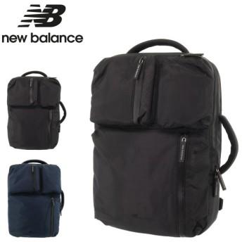 New Balance ニューバランス リュックサック スクエア 2WAY メンズ 12100001