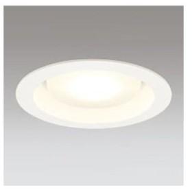 オーデリック LEDベースダウンライト 高気密SB形 白熱灯60W相当 電球色〜昼光色・フルカラー Bluetooth調光・調色 埋込穴φ125 オフホワイト OD361005BR
