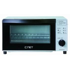 C:NET オーブントースター/ブルー SOT901LBL(中古品)