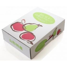 これぞ贅沢! 白桃(硬め)と黄桃の食べ比べセット5kg 秀品 (12~20玉) 020-B06