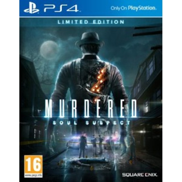 Murdered: Soul Suspect (PS4) (輸入版)(中古品)