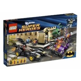 レゴ (LEGO) スーパー・ヒーローズ バットモービルとトゥーフェイス・チェ (中古品)