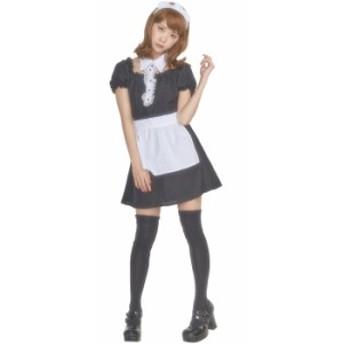 プリュムフィーユ キャンディーメイド 3点セット メイド メイド服 コスチューム コスプレ 衣装 仮装 変装 レディース ジグ 7159