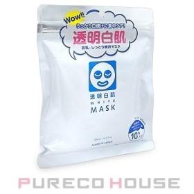 石澤研究所 透明白肌 ホワイトマスク N (シートマスク) 10枚入り【メール便は使えません】