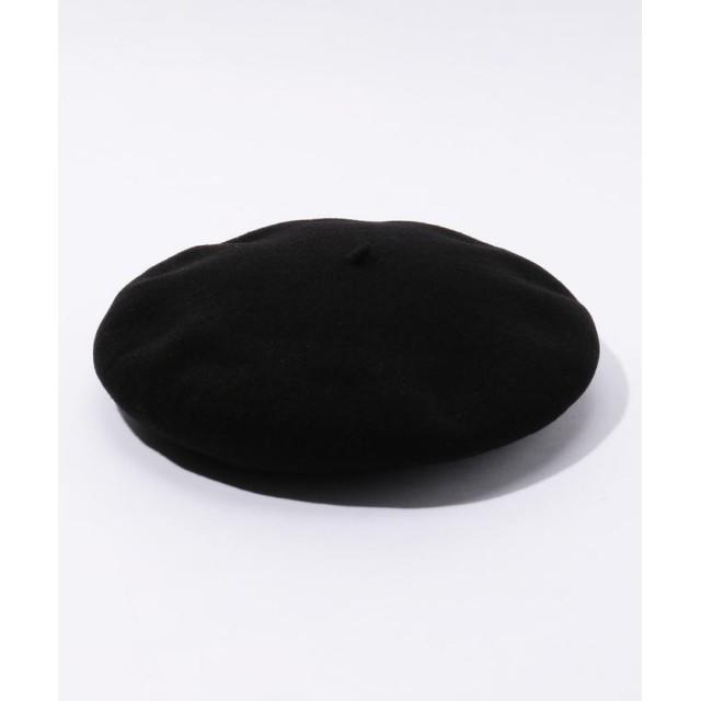 トゥモローランド Manufacture de berets ベレー帽 メンズ 19ブラック F 【TOMORROWLAND】