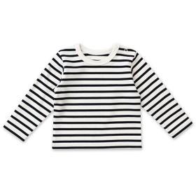 [マルイ]【セール】エルボーパッチボーダーTシャツ/プティマイン(petit main)