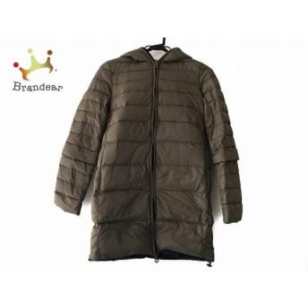 デュベティカ DUVETICA ダウンコート サイズ42 M レディース BRENDA ダークブラウン 冬物 スペシャル特価 20190317