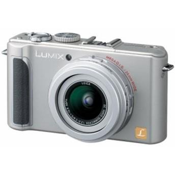 パナソニック デジタルカメラ LUMIX (ルミックス) LX3 シルバー DMC-LX3-S(中古品)