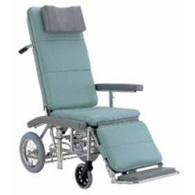 フルリクライニング車椅子RR70N カワムラサイクル 【介護用品】【介護タクシー】【車いす/車イス】【歩行補助】