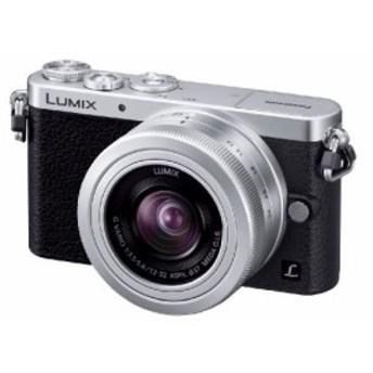 パナソニック デジタル一眼カメラ ルミックス GM1 レンズキット 標準ズーム(中古品)