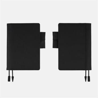ほぼ日手帳 2019年4月始まり オリジナル カラーズ ブラック×スカイブルー