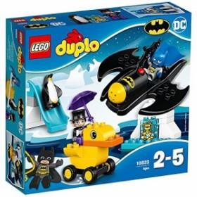 レゴ(LEGO)デュプロ バットマンバットウイング アドベンチャー 10823(中古品)