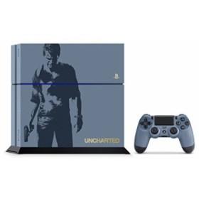 PlayStation 4 アンチャーテッド リミテッドエディション(中古品)