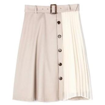 PROPORTION BODY DRESSING / プロポーションボディドレッシング  パステルプリーツトレンチスカート