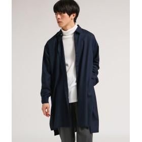 tk.TAKEO KIKUCHI(ティーケー タケオ キクチ) ツイルシャツコート