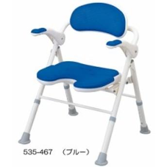 介護用 風呂椅子 折りたたみシャワーベンチ TU 安寿 介護用品 風呂椅子 お風呂 椅子 シャワーチェア シャワーチェアー 介護 椅子 風呂