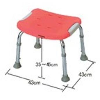 介護用風呂椅子 ●やわらかシャワーチェア 背無コンパクト 49301 49306 リッチェル