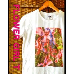 FLOWER GIRL Tシャツ