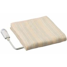 電気掛け敷き毛布 電気掛敷毛布 電気毛布 掛敷毛布 化繊 抗菌防臭加工 面切換機能付 Mサイズ 188×130cm CWS-M803C 広電 KODEN