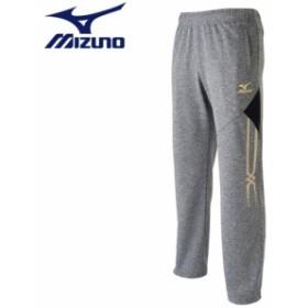 【ミズノ】mizuno ウォームアップパンツ (グレー杢) [32JD7010] メンズ ランニング トレーニングウエア