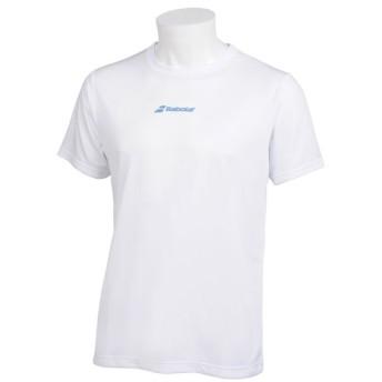 バボラ Babolat テニスウェア ユニセックス ショートスリーブシャツ SHORT SLEEVE SHIRT BTUNJA33 2019SS 『即日出荷』