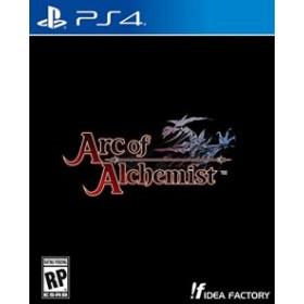 Arc of Alchemist (輸入版:北米) - PS4(中古品)