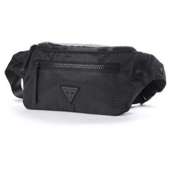 ゲス GUESS TACTICAL WAISTPACK (BLACK)