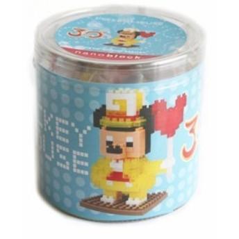 【東京ディズニーリゾート30周年記念】ミッキーマウス ナノブロック ザ・ (中古品)