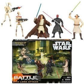Star Wars Battle Pack: Battle of Theed(中古品)