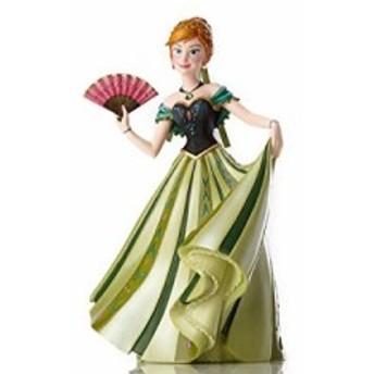 ディズニー アナと雪の女王 Frozen グッズ デコレーション アナのフィギュ (未使用の新古品)