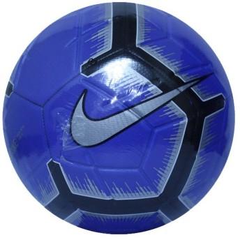 ストライク レーサーブルー×ブラック 【NIKE|ナイキ】サッカーボール5号球sc3310-410-5