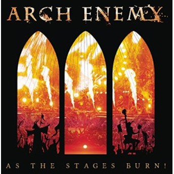 As the Stages Burn!(中古品)