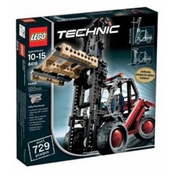 レゴ テクニック 8416 Forklift 並行輸入品(未使用の新古品)