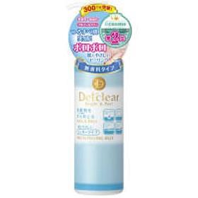 DETクリア ブライト&ピール ピーリングジェリー 無香料タイプ 180mL 明色化粧品