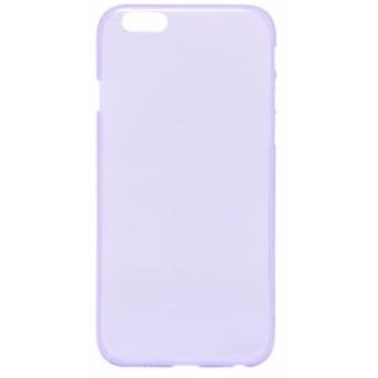 iPhone 6s/6 アイフォン シックスエス/シックス用ケース カバー ZERO SLIM HARD 超極薄0.4mm ハードケース パープル LEPLUS LP-I6SZHSPP