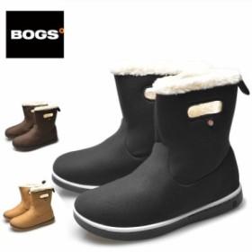 【1月中はクーポンゲットで10%OFF】送料無料 BOGS ボグス78538A  ウーマン ボガ ブーツ ソリッド ショートブーツ 防寒・防水ブーツ 靴