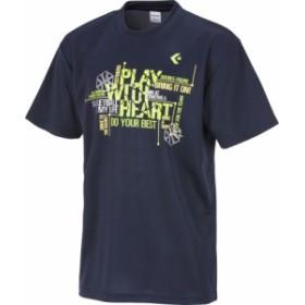 CONVERSE(コンバース) メンズ プリントTシャツ バスケット CB282314-2900