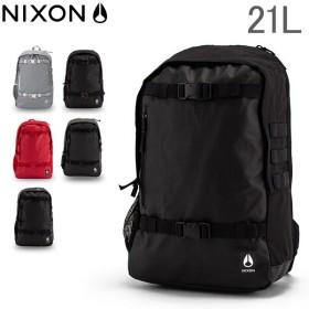 【あすつく】 ニクソン Nixon リュック スミス SMITH II / III ( C1954 / C2815 ) 21L スケートパック バックパック