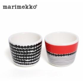 マリメッコ エッグカップ エッグスタンド 卵 小鉢 ラシィマット おしゃれ 北欧 MARIMEKKO 65804 193【ラッピング対象外】