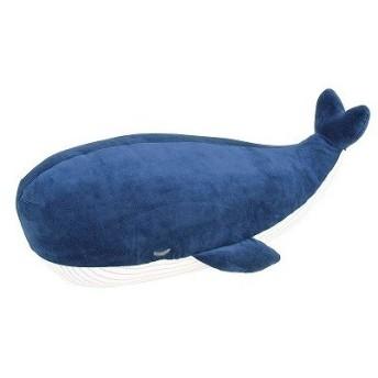 抱き枕 ぬいぐるみ りぶはあと ねむねむアニマルズ クジラのカナロア 48768-6