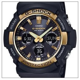 海外CASIO 海外カシオ 腕時計 GAS-100G-1A メンズ G-SHOCK ジーショック タフソーラー