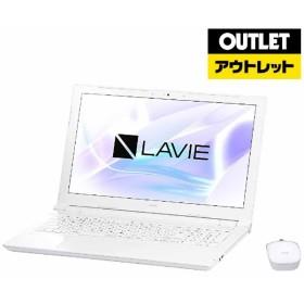 15.6型ノートPC [Win10 Home・Celeron・HDD 1TB・メモリ 4GB・Office付] LAVIE Note Standard PC-NS150HAW エクストラホワイト