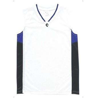 CONVERSE(コンバース) ジュニアゲームシャツ CB54702 バスケット CB54702-1119 ジュニア ボーイズ