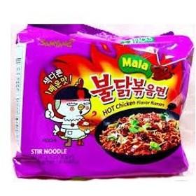 マラブルダック炒め麺