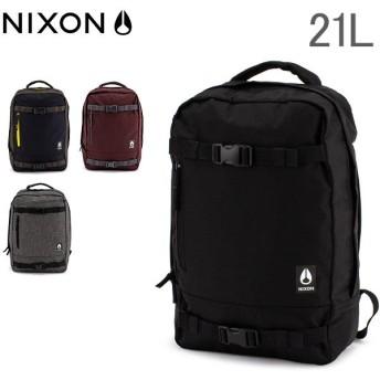 並行輸入品 NIXON ニクソン DEL MAR BACKPACK II 21L 男女兼用 C2826