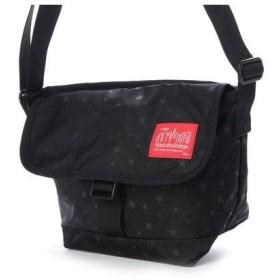 マンハッタンポーテージ Manhattan Portage Star Print Casual Messenger Bag (Black)