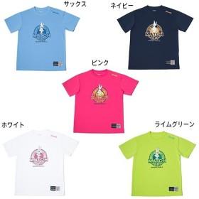 スポルディング メンズ Tシャツ バッグス バニー BUGS BUNNY バスケットボールウェア トップス 半袖 SMT180330